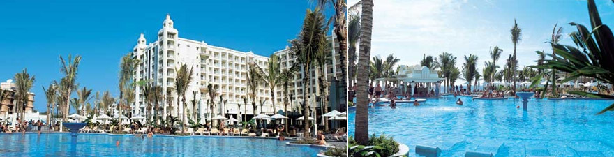 Hotel Riu Vallarta - Puerto Vallarta All Inclusive 24 hours